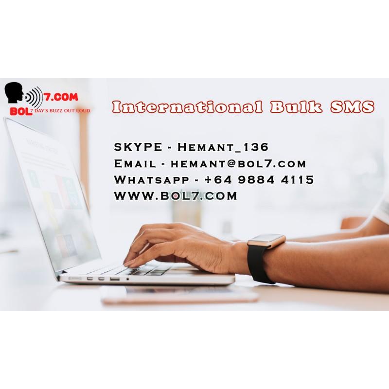 Bulk SMS Service Provider In Australia