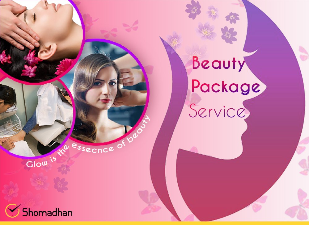 Best Beauty salon Services at Home in Dhaka - Shomadhan